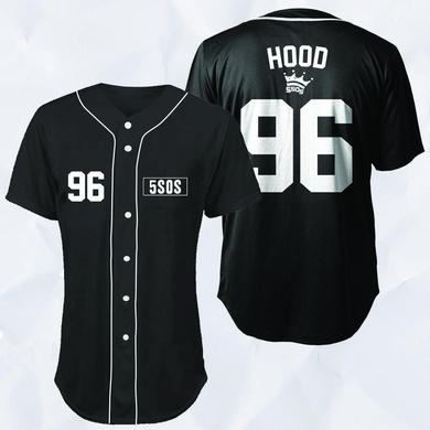 5 Seconds Of Summer Baseball Jersey (HOOD)