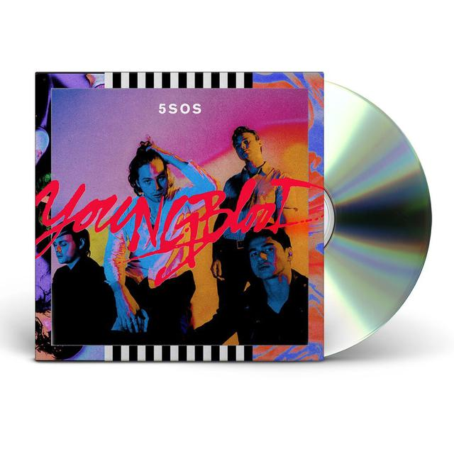 5 Seconds Of Summer Youngblood Deluxe CD