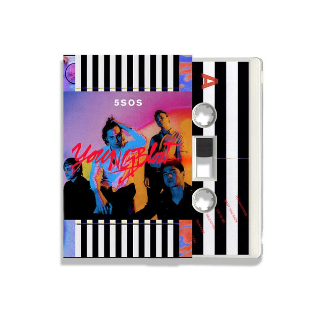 5 Seconds Of Summer Youngblood Cassette