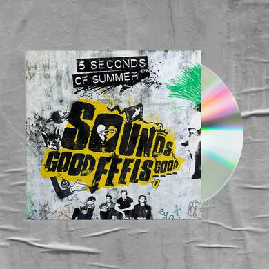 5 Seconds Of Summer Sounds Good Feels Good Standard CD