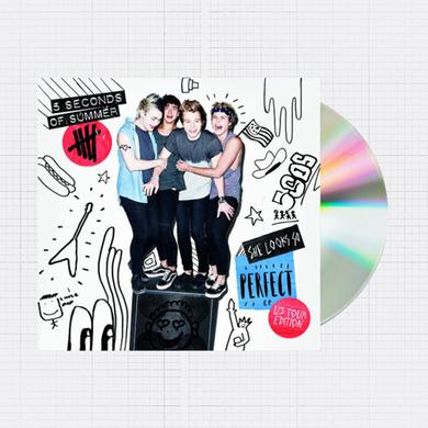 5 Seconds Of Summer She Looks So Perfect EP - US Tour Edition