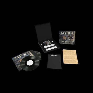 Bastille Wild World Collector's Edition Box Set