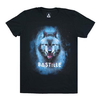 Bastille Black Wolf Tee - 35% Off