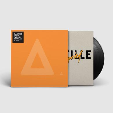 "Bastille SINGLES CLUB: ""Good Grief"" 7"" Single And Slipcase"