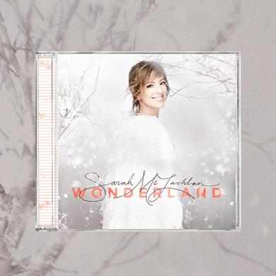 Sarah Mclachlan Wonderland CD