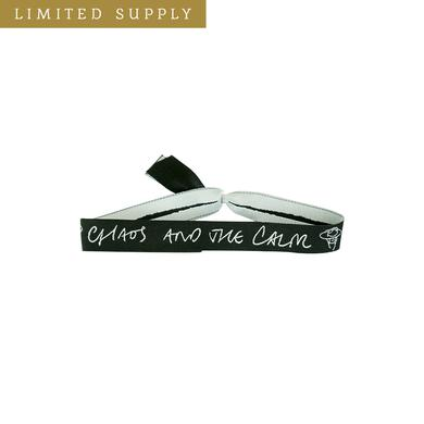 James Bay Chaos and the Calm Wristband