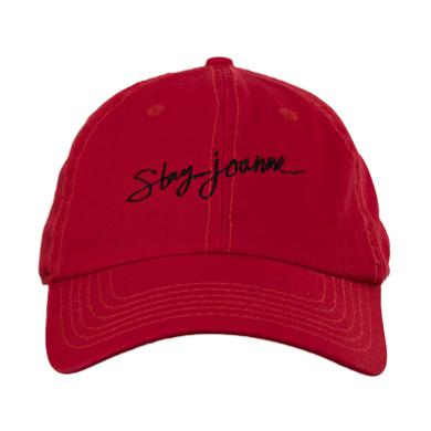 Lady Gaga STAY JOANNE RED DAD HAT
