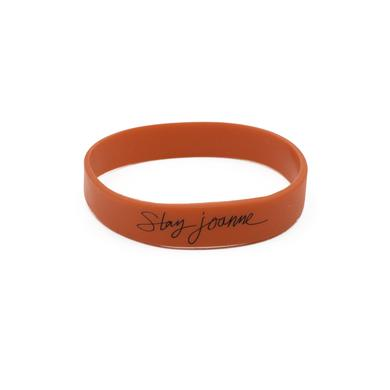 Lady Gaga STAY JOANNE RUBBER BRACELET