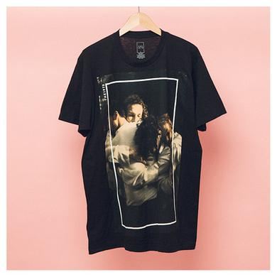 The 1975 Black Group Photo T-shirt