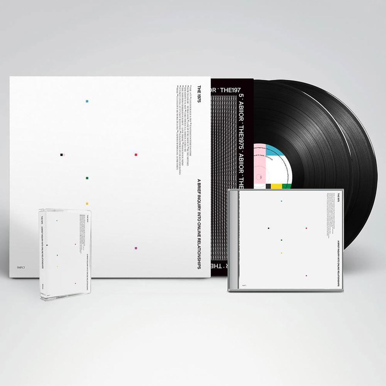 The 1975 A Brief Inquiry Into Online Relationships Music Bundle