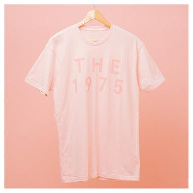 The 1975 Pink on Pink Pop Up T-Shirt