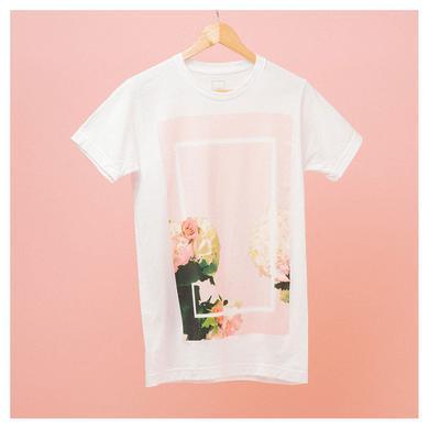 The 1975 Pink Roses Tour T-Shirt