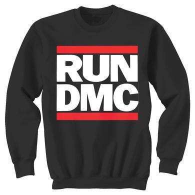 Run DMC Logo Crewneck Sweatshirt