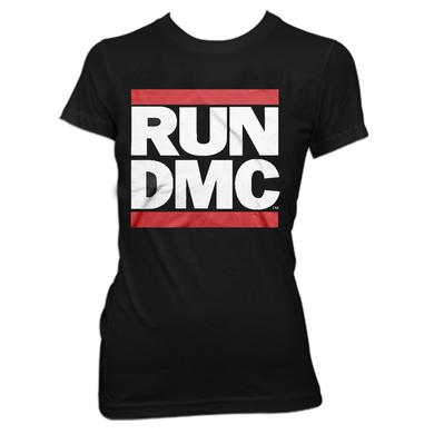 Run DMC Logo Jr. T-Shirt