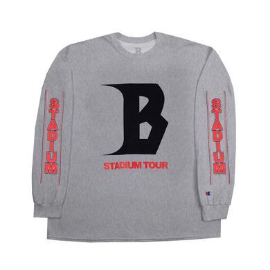 Justin Bieber Stadium Tour Crewneck Sweatshirt
