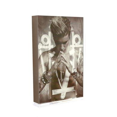 Justin Bieber Purpose Cassette Tape