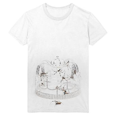 Billie Eilish crown tee