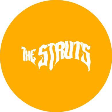 The Struts Car Window Sticker