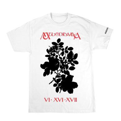 Lorde Melodrama World Tour T-Shirt