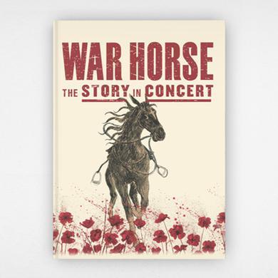 Warhorse The Story In Concert: Deluxe CD Album & DVD Deluxe CD