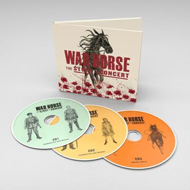 Warhorse The Story In Concert: Standard CD Album Deluxe CD