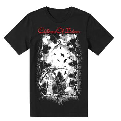Children Of Bodom Reaper Grave T-Shirt