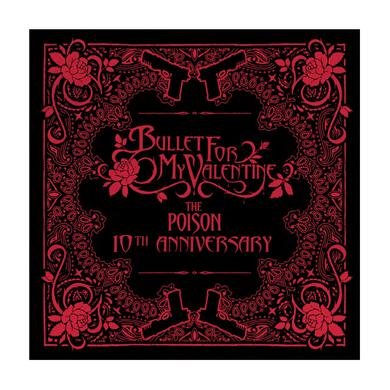 Bullet For My Valentine 10th Anniversary Bandana