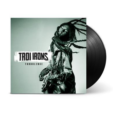 "TROI IRONS Turbulence EP 12"" Vinyl"