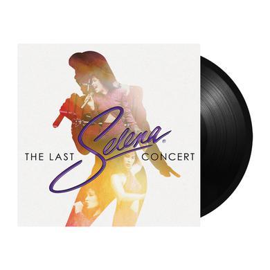 "Selena ""The Last Concert"" LP (Vinyl)"