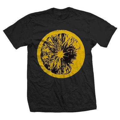 The Stone Roses BLACK LEMON T-SHIRT