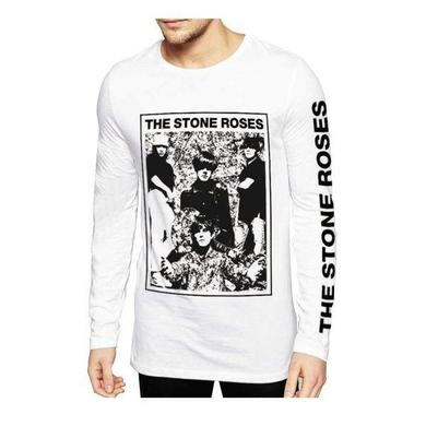 The Stone Roses LONGSLEEVE VINTAGE PHOTO SHIRT