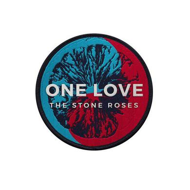 The Stone Roses ONE LOVE PATCH