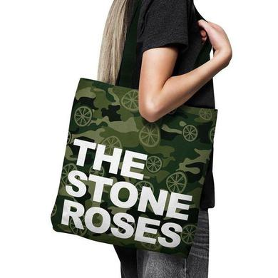 The Stone Roses CAMO TOTE BAG