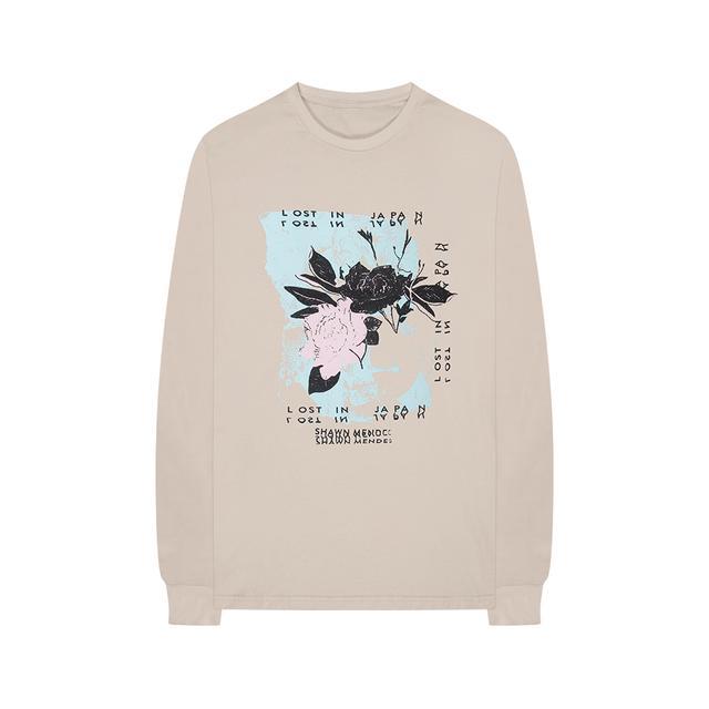 Shawn Mendes Floral L/S T-Shirt + Album