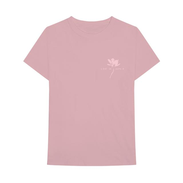 Shawn Mendes Lost In Japan T-Shirt + Album
