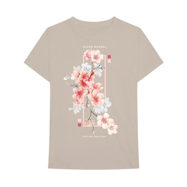 Shawn Mendes Festival Tour T-Shirt