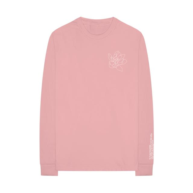 Shawn Mendes Lost In Japan Floral L/S T-Shirt