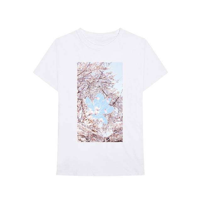 Shawn Mendes Lost In Japan Floral T-Shirt