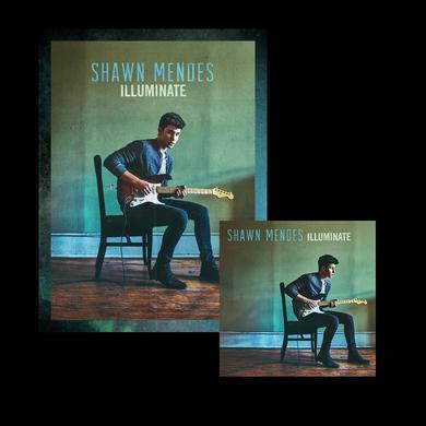 Shawn Mendes Illuminate Deluxe Album & Poster