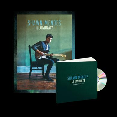 Shawn Mendes Illuminate Deluxe Book & Poster