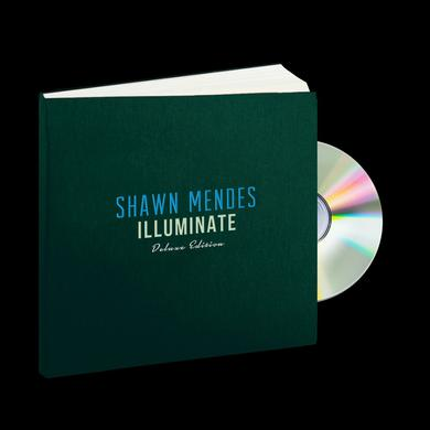 Shawn Mendes Illuminate Deluxe Book
