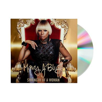 Mary J. Blige Strength Of A Woman CD