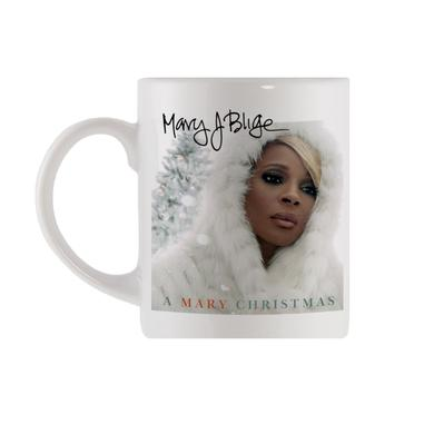 Mary J. Blige Holiday Mug