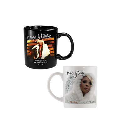 Mary J. Blige Mug Bundle