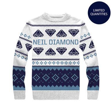 Neil Diamond Holiday Knit Sweater