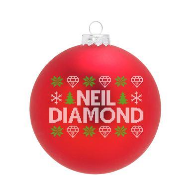Neil Diamond Christmas Ornament