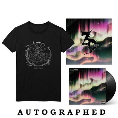"""Zeds Dead Northern Lights LP + 12""""x12"""" Litho + T-Shirt"""
