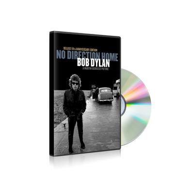 Bob Dylan 10th Anniversary No Direction Home Deluxe DVD