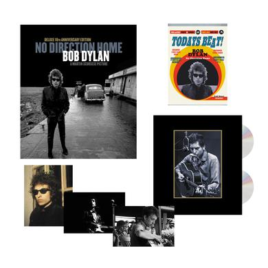 Bob Dylan Special Edition No Direction Home 10th Anniversary Deluxe Box Set