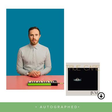 James Vincent Mcmorrow True Care Digital Album + Signed Litho